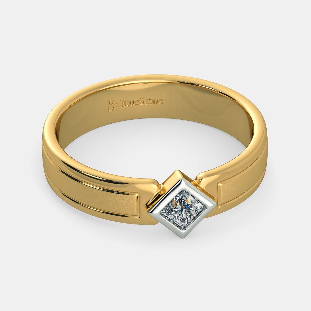 The Aphaea Ring For Him | BlueStone.com
