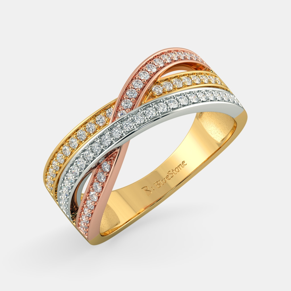 triple diamond store micro jewelry ct pave band designs white gold wedding orange row multi shop bands ring