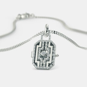 The Lady Poeme Pendant
