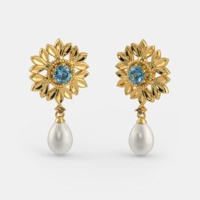 The Princess Blossom Earrings