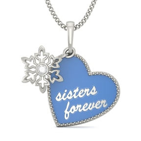 The Sisters Forever Pendant for Kids