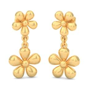 The Floralia Drop Earrings
