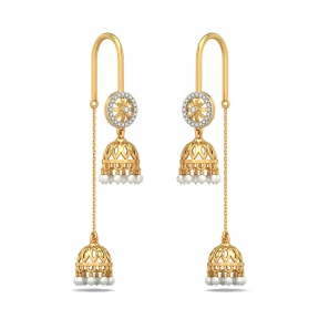The Embellished Radiance Earrings