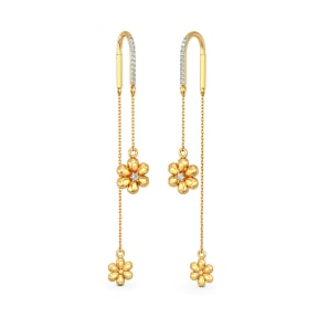 The Tiya Sui Dhaga Earrings
