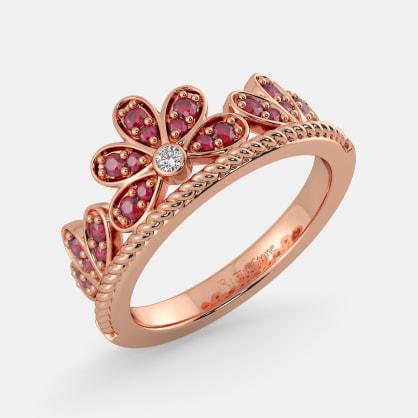 The Joni Crown Ring