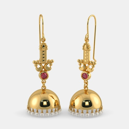 The Amodini Jhumka