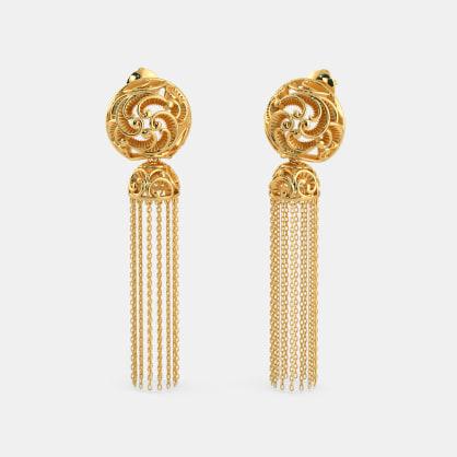 The Eshana Drop Earrings