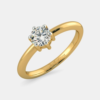 The Evergreen Charm Ring Mount