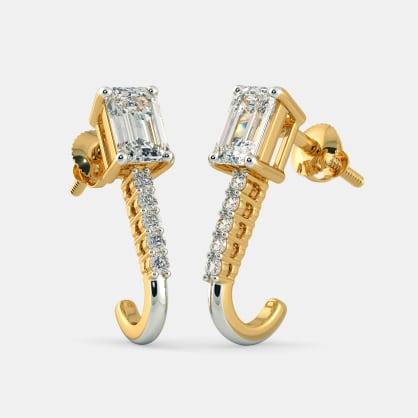 The Mermaid Hook Earrings Mount