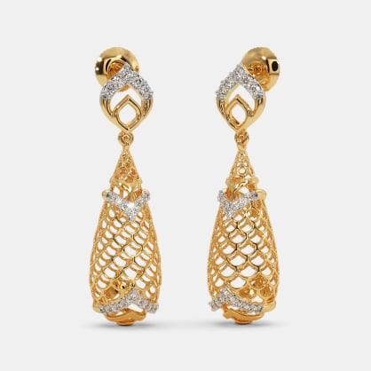The Keva Drop Earrings