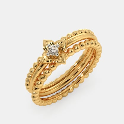 The Alayna Stackable Ring