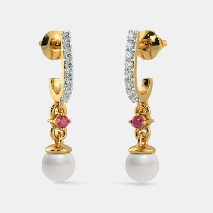 The Deema Drop Earrings