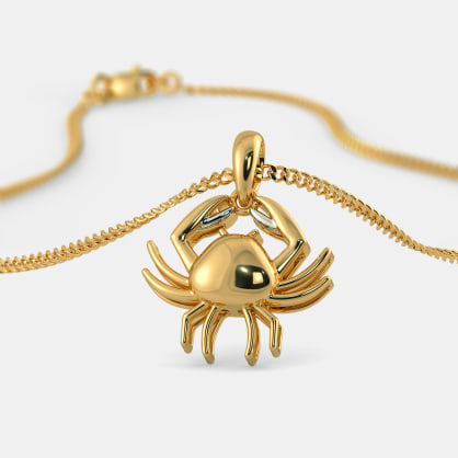 The Crab Pendant