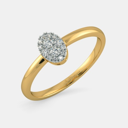 The Pipa Composite Diamond Ring