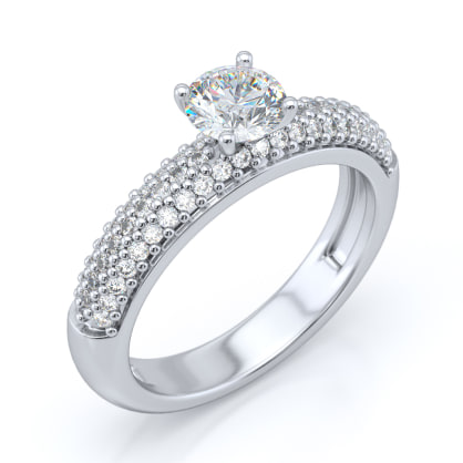 The Sparkling Beauty Ring Mount
