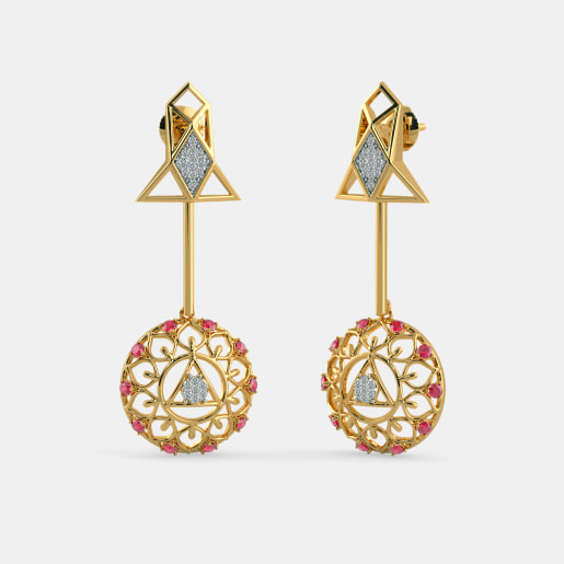 The Edee Drop Earrings