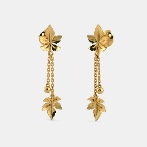 The Autumn Love Drop Earrings
