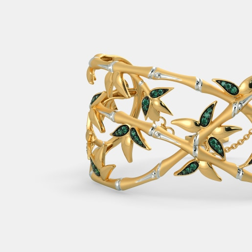 The Silas Cuff Bangle