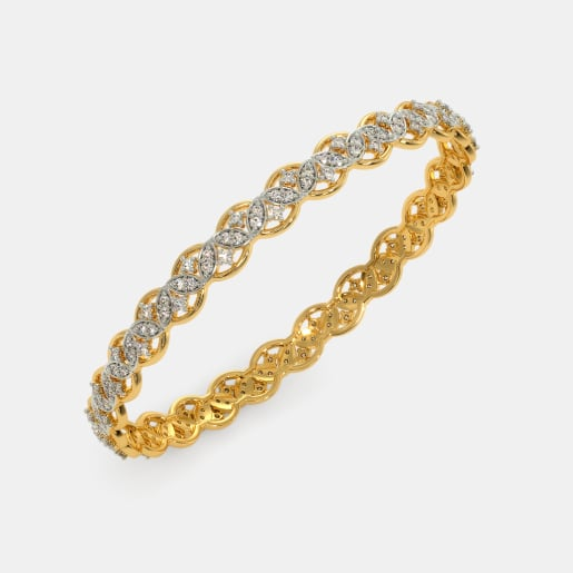 The Donica Round Bangle
