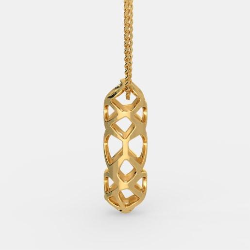 Pendant In Yellow Gold (2.04 Gram)