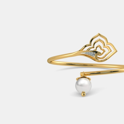 The Adya Twister Bangle