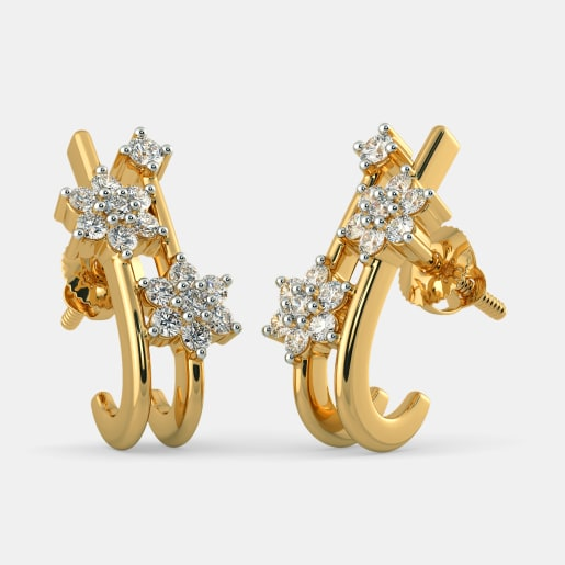 The Almas Earrings