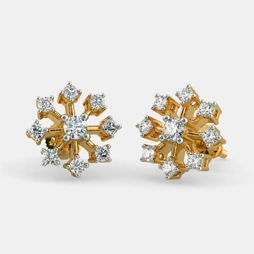 The Uttam Chakra Earrings