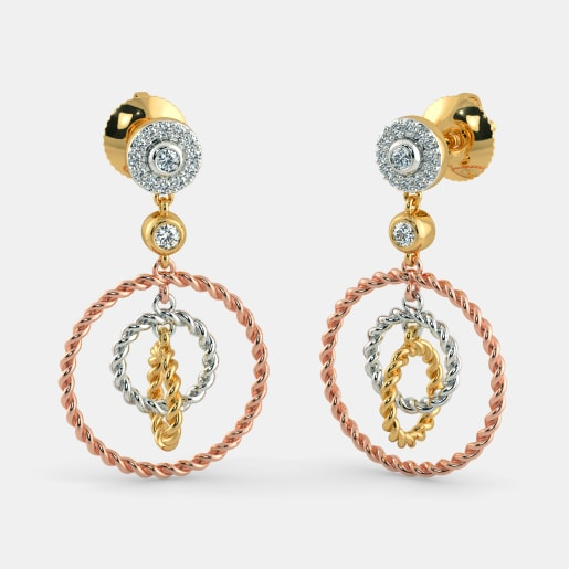 The Elna Drop Earrings