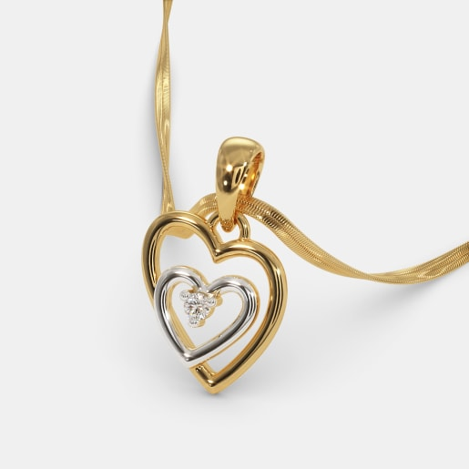 The Heart Yonder Pendant