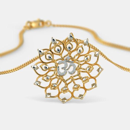 Om pendants buy om pendant designs online in india 2018 bluestone the vita om pendant mozeypictures Image collections