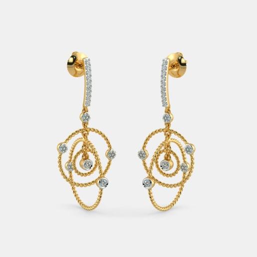 The Margrit Twistwire Earrings