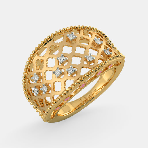 in the designs asma buy rings india online ring jewellery pics floral