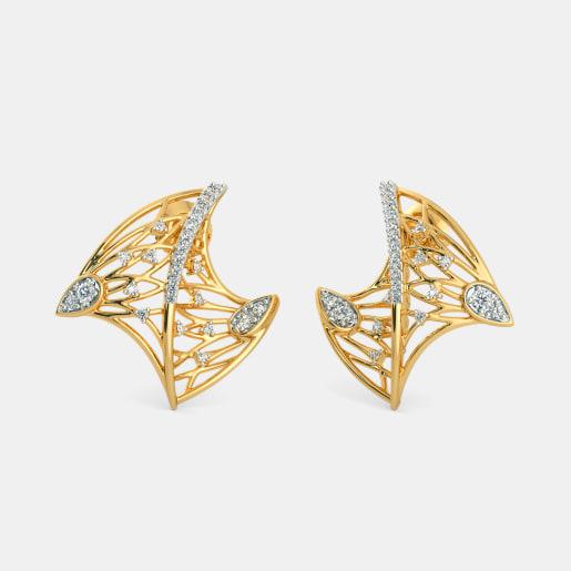 The Arwa Stud Earrings