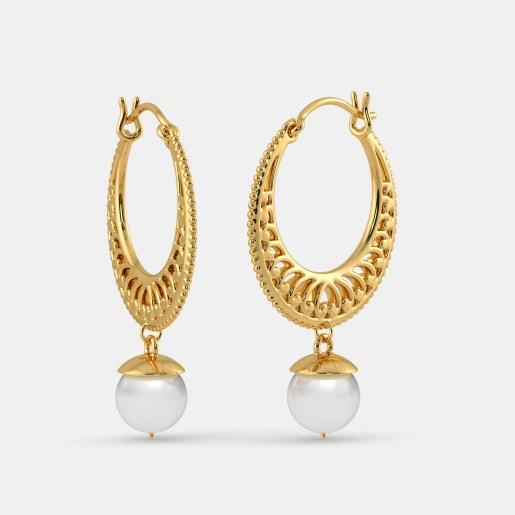 The Oceane Hoop Earrings