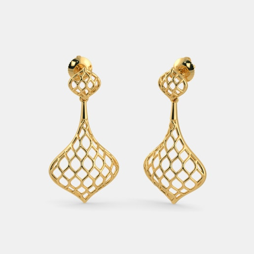 The Saara Drop Earrings