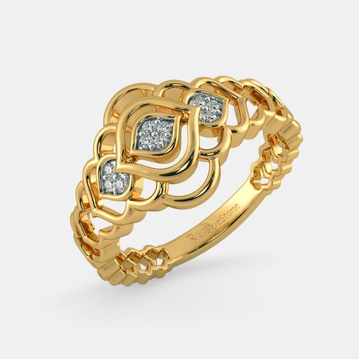 rings gold the pc online price jewellery avalee best in latest ring at jewelry buy designs