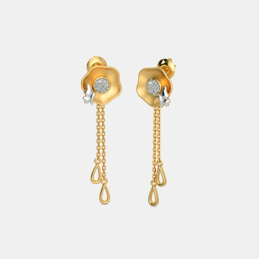 The Silvia Drop Earrings