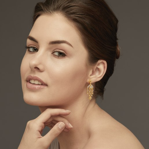 The Romely Dangler Earrings