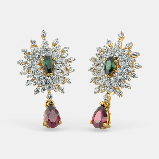 The Epitome Luxuriate Drop Earrings