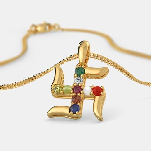 The Suasti Pendant
