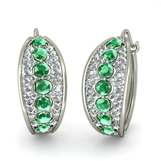 The Olivian Earrings