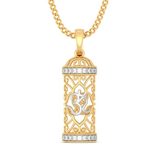 The Bhadra Om Pendant