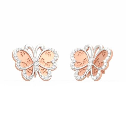 The Ashley Butterfly Earrings