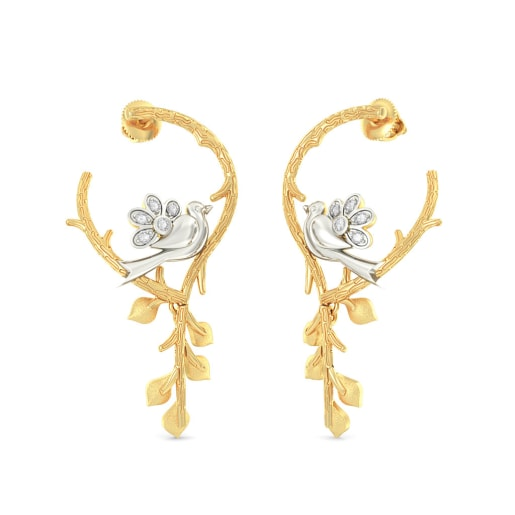 The Jennie Hoop Earrings