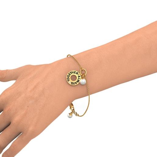 The Nadia Together Bracelet