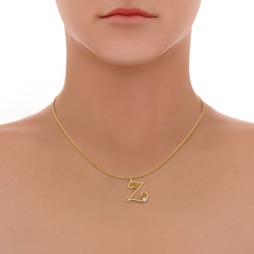 The Zesty Z Pendant