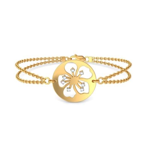 The Dutiful Hibiscus Bracelet