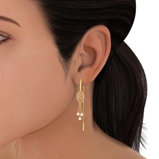 The Sheela Drop Earrings