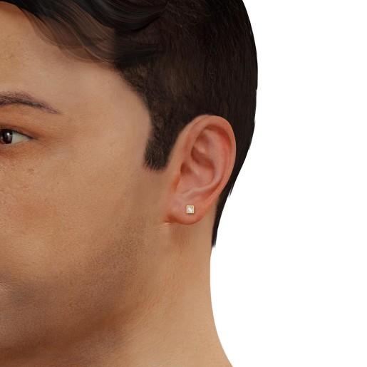 The Cachet Earring For Him