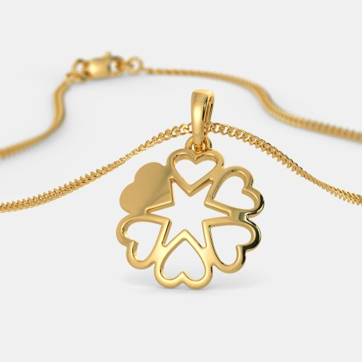 The Starry Love Pendant